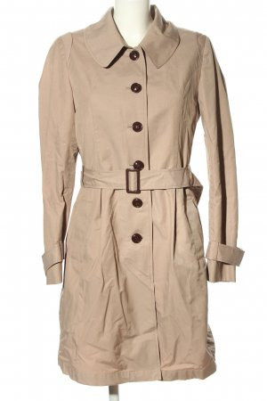 Selected Femme Parka natural white business style