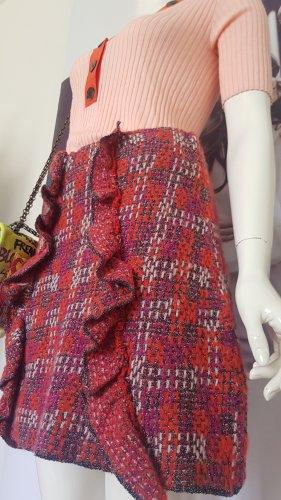 Rich & Royal High Waist Skirt multicolored
