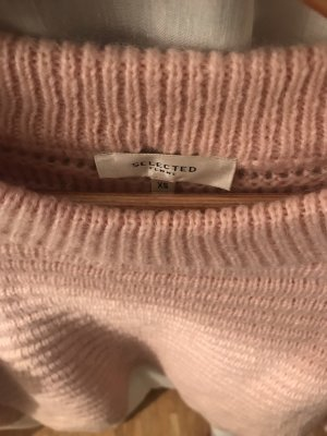 Selected Femme Pullover rosa