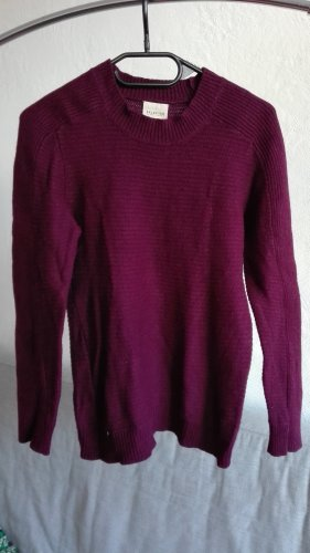 Selected Femme Pullover Strickpullover lila S 36 Winter
