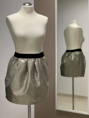 Selected Femme Tulip Skirt gold-colored