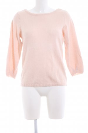 Selected Femme Rundhalspullover pink Casual-Look