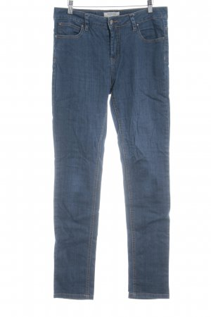 Selected Femme Slim Jeans blau Casual-Look