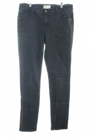 Selected Femme Slim Jeans schwarz Casual-Look