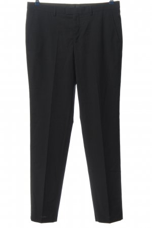 Selected Femme Stoffhose schwarz Business-Look