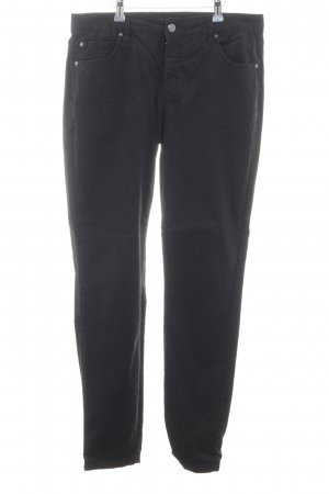 Selected Femme Stretchhose schwarz Casual-Look