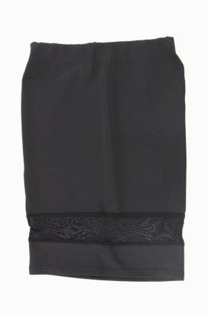 Selected Femme Spódnica ze stretchu czarny