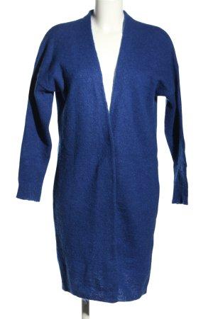 Selected Femme Strick Cardigan blau Casual-Look
