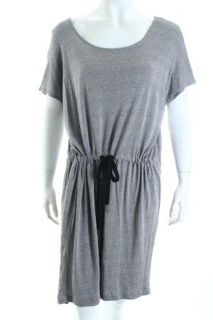 Selected Femme Strickkleid hellgrau Casual-Look