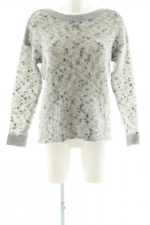 Selected Femme Strickpullover meliert Casual-Look