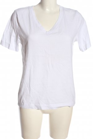 Selected Femme T-Shirt weiß Casual-Look