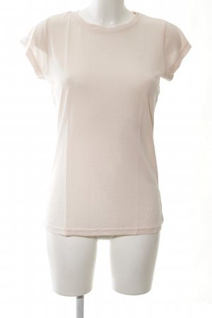 Selected Femme T-Shirt wollweiß Casual-Look