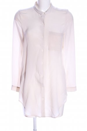 Selected Femme Transparenz-Bluse pink Casual-Look