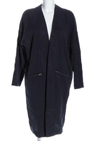 Selected Femme Übergangsmantel blau Casual-Look