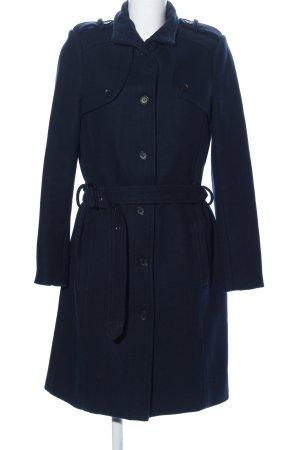 Selected Femme Wollmantel blau Casual-Look