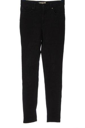 Selected High Waist Jeans schwarz Casual-Look