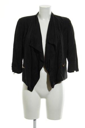 Selected Jerseyblazer schwarz Elegant