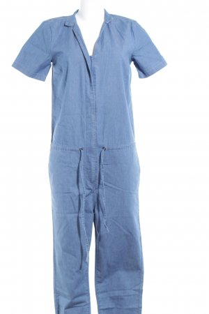 Selected Jumpsuit kornblumenblau Casual-Look