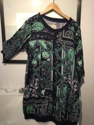 Selected Kleid Damen mehrfarbig 40 L locker leicht luftig