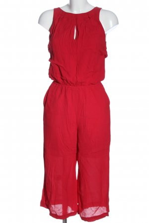 Selected Langer Jumpsuit rot Casual-Look
