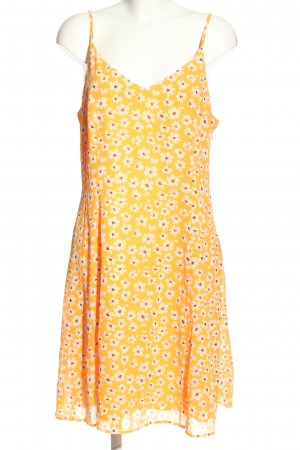 Selected Letnia sukienka bladożółty-w kolorze białej wełny W stylu casual