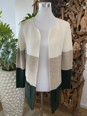 SELECTED TOUCH Made in Italy Strickjacke Strick Knit 30% Wolle BLOGGER