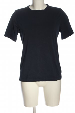 Selected Boothalsshirt blauw casual uitstraling
