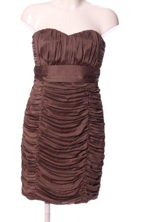 Selection by s.oliver Abendkleid braun Elegant