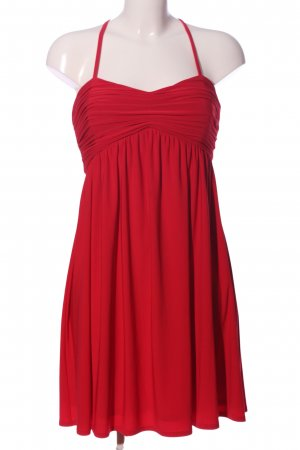 Selection by s.oliver Abendkleid rot Casual-Look
