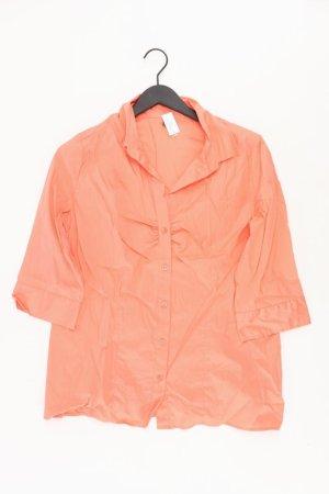 Selection by s.Oliver Bluse Größe 46 3/4 Ärmel orange aus Baumwolle