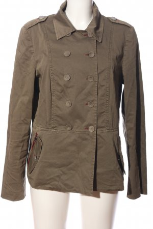 Selection by s.oliver Übergangsjacke wollweiß Casual-Look