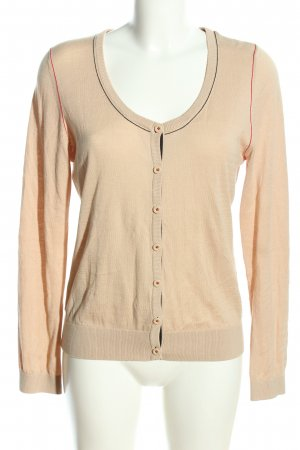 Selection by s.oliver Cardigan creme Casual-Look