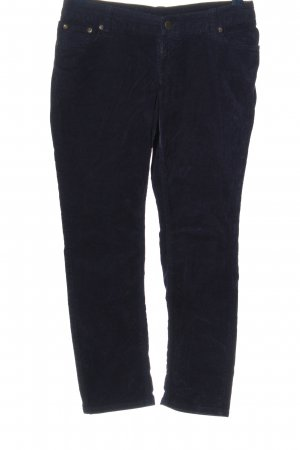 Selection by s.oliver Corduroy Trousers blue casual look