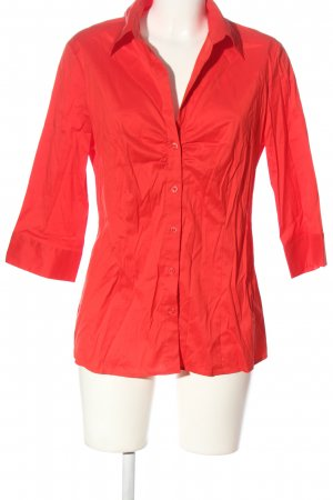 Selection by s.oliver Hemd-Bluse rot Casual-Look