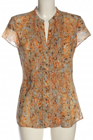Selection by s.oliver Hemd-Bluse Allover-Druck Casual-Look