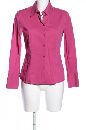 Selection by s.oliver Hemd-Bluse pink Business-Look