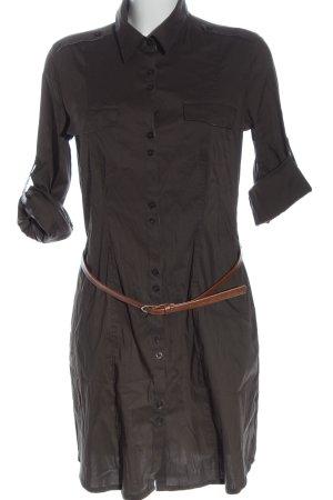 Selection by s.oliver Hemdblusenkleid braun Casual-Look