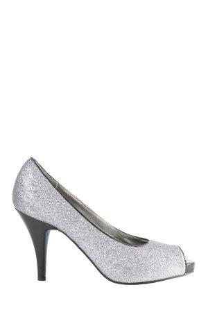 Selection by s.oliver High Heels silberfarben Elegant