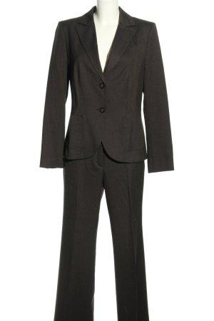 Selection by s.oliver Tailleur-pantalon noir style d'affaires