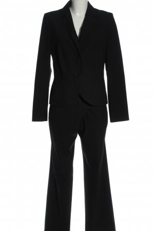 Selection by s.oliver Hosenanzug schwarz Business-Look