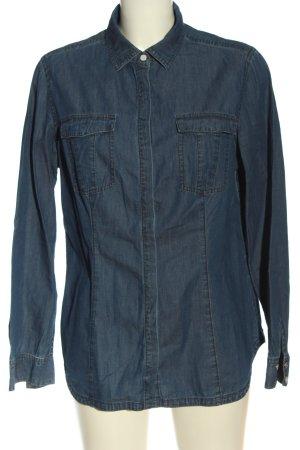 Selection by s.oliver Jeansowa koszula niebieski W stylu casual