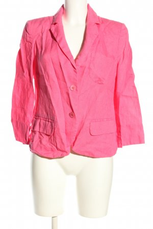 Selection by s.oliver Jerseyblazer pink Casual-Look