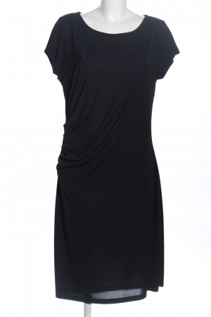 Selection by s.oliver Jerseykleid schwarz Casual-Look
