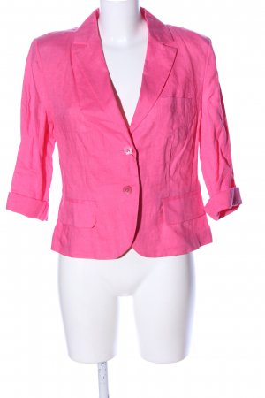 Selection by s.oliver Kurz-Blazer pink Elegant