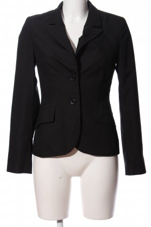Selection by s.oliver Kurz-Blazer schwarz Business-Look