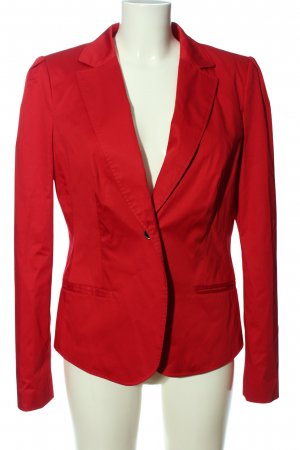 Selection by s.oliver Kurz-Blazer rot Casual-Look