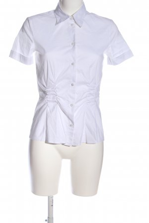 Selection by s.oliver Short Sleeve Shirt white business style