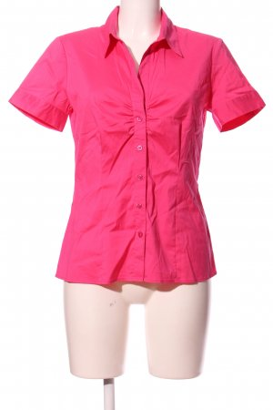 Selection by s.oliver Kurzarmhemd pink Casual-Look
