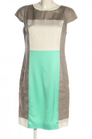 Selection by s.oliver Kurzarmkleid mehrfarbig Casual-Look