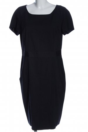 Selection by s.oliver Kurzarmkleid blau Casual-Look